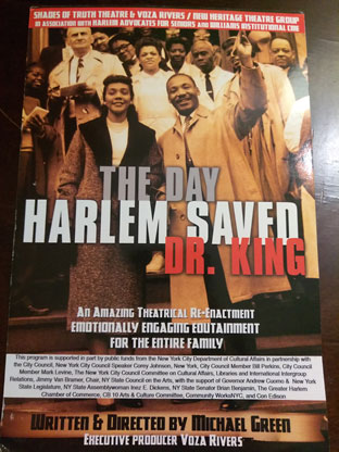 The Day Harlem Saved Dr. King
